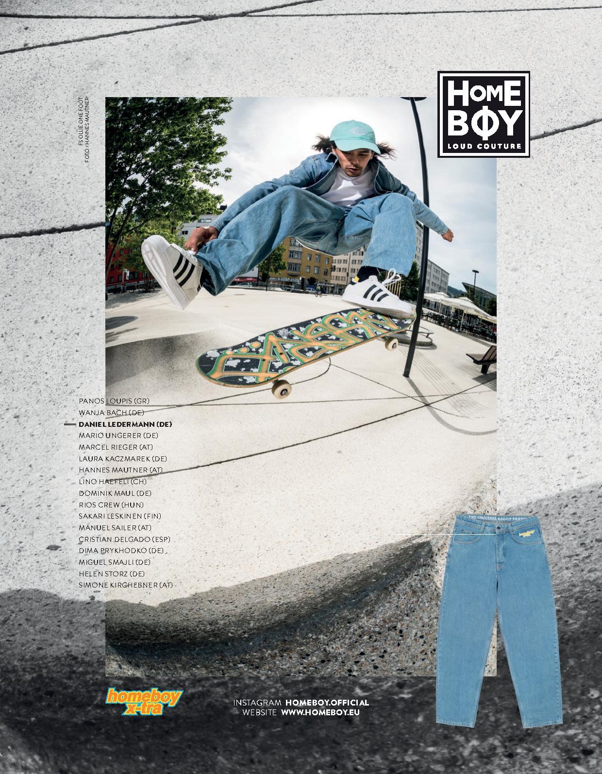 104 Homeboy mens streetwear and womens streetwear
