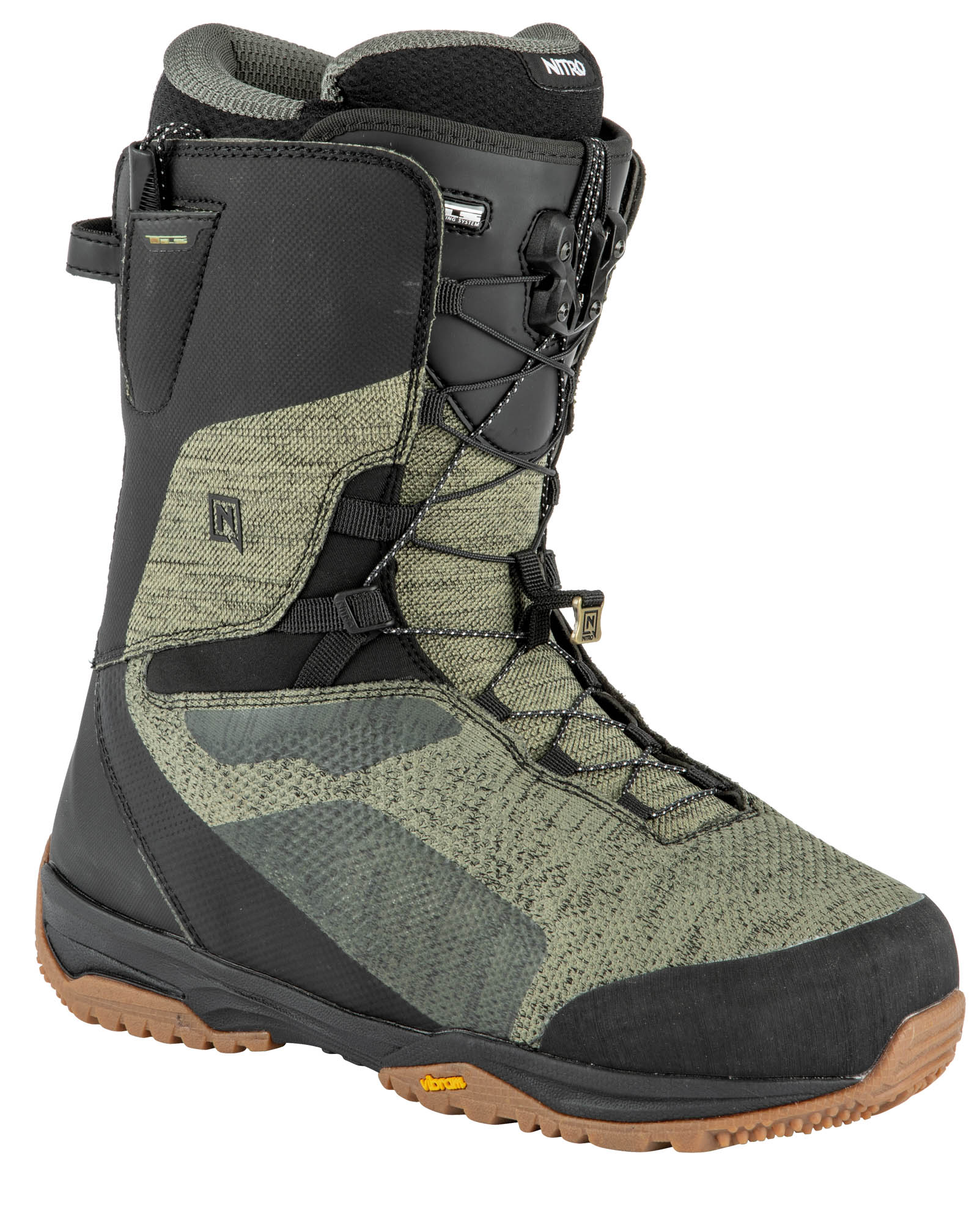 Nitro 21/22 Snowboard Boots