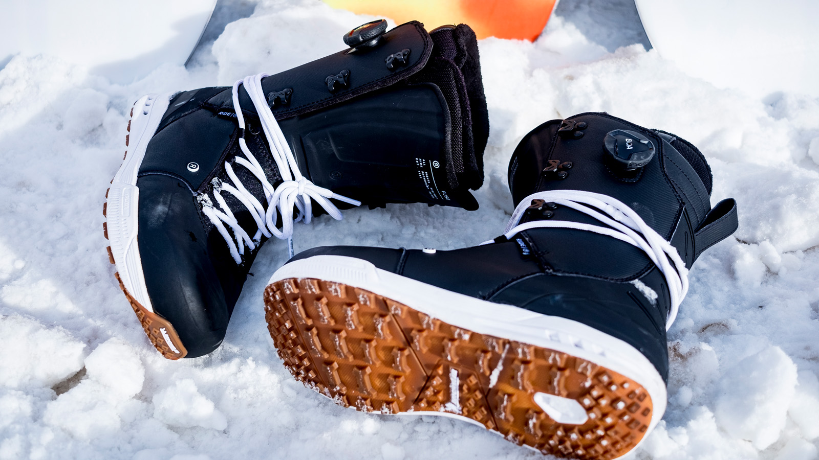 Ride 21/22 Snowboard Boots Preview