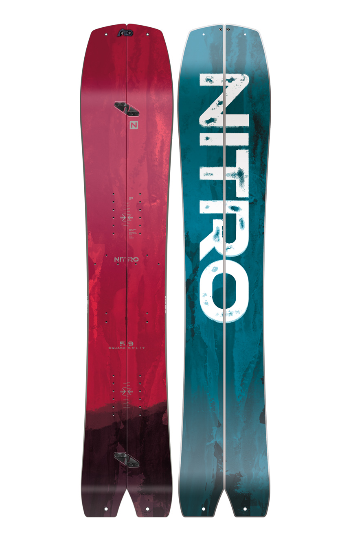 Nitro 21/22 Splitboard Hardgoods