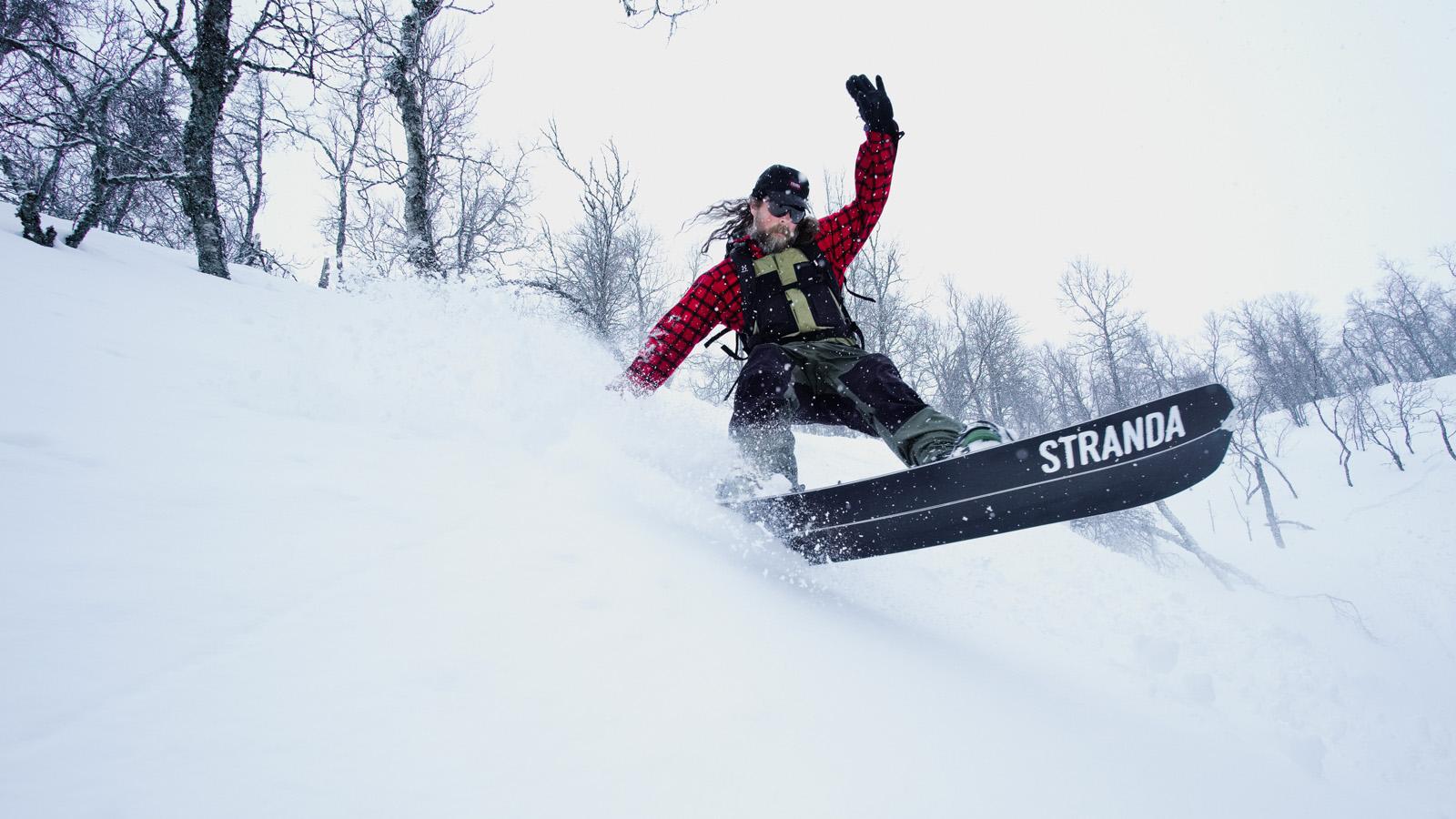 Stranda Snowboards 21/22 Splitboard Hardgoods Preview
