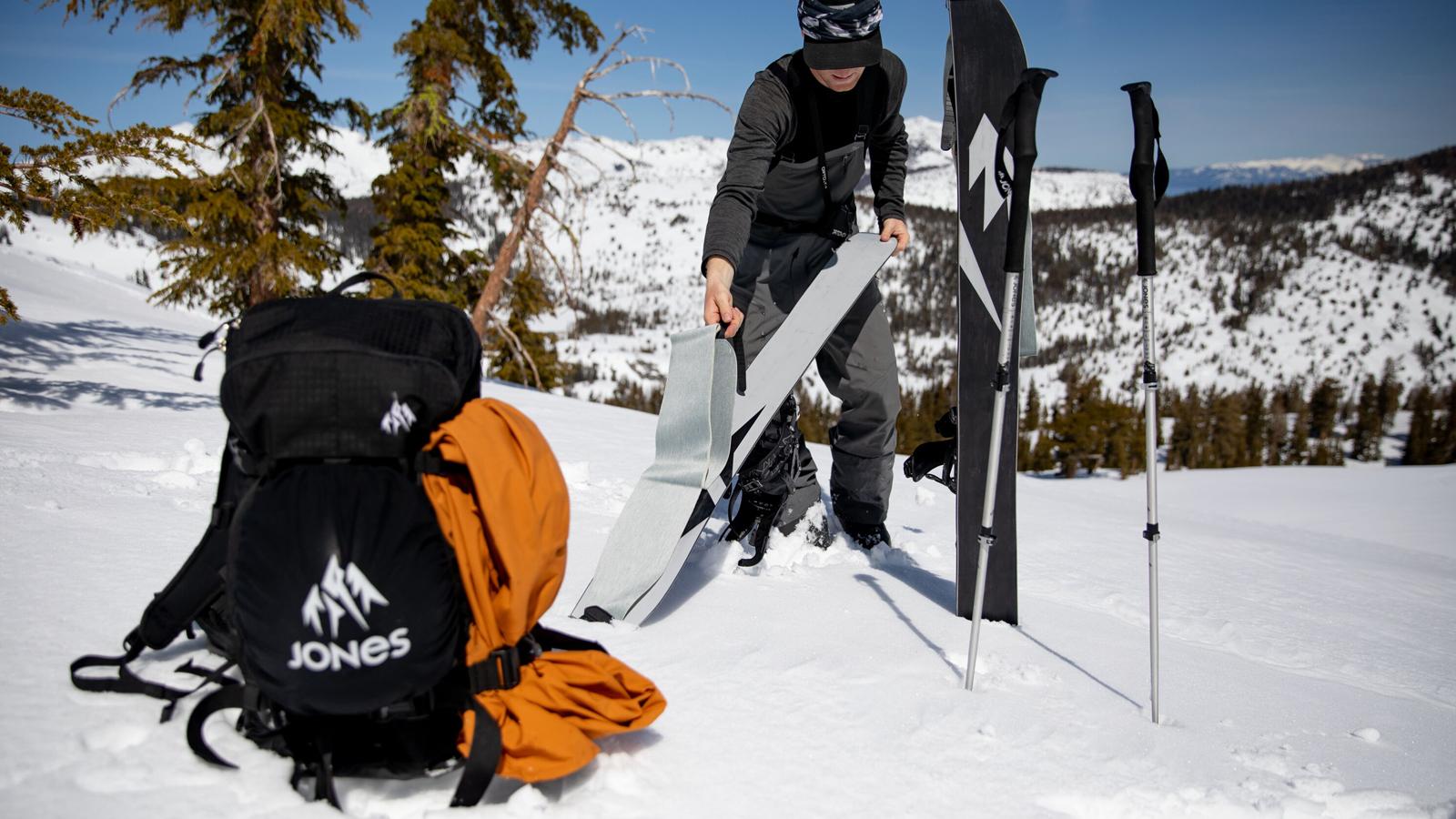Jones 21/22 Technical Snow Backpacks Preview