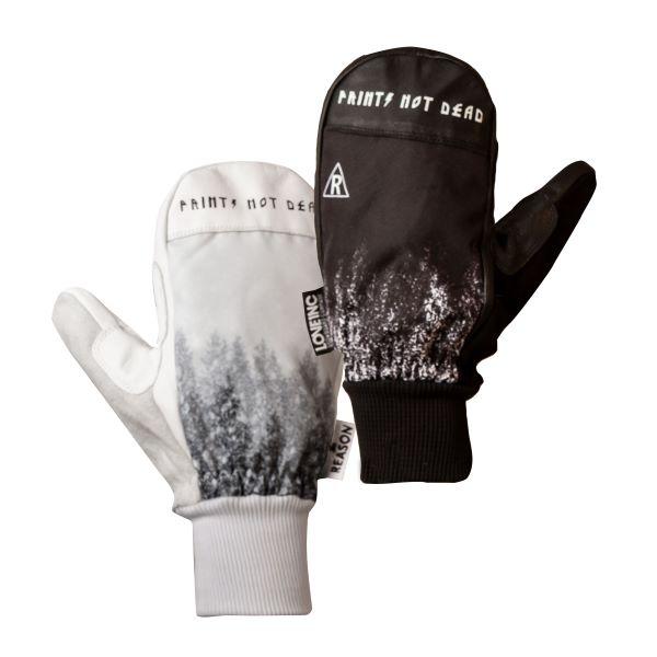 Love Inc snowboard co gloves