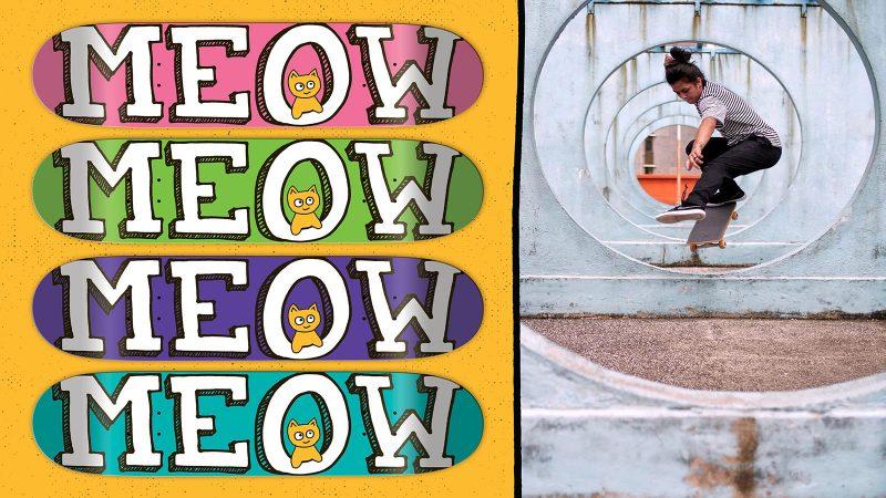 Meow deck logo