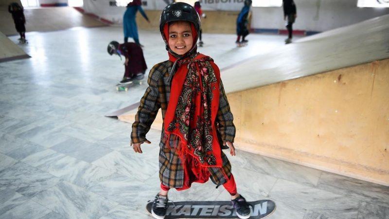 Skateistan x Be That Girl Foundation
