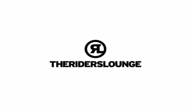 The Riders Lounge logo