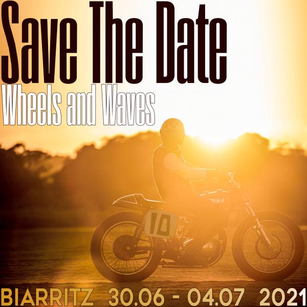 Wheels & Waves 2021 dates