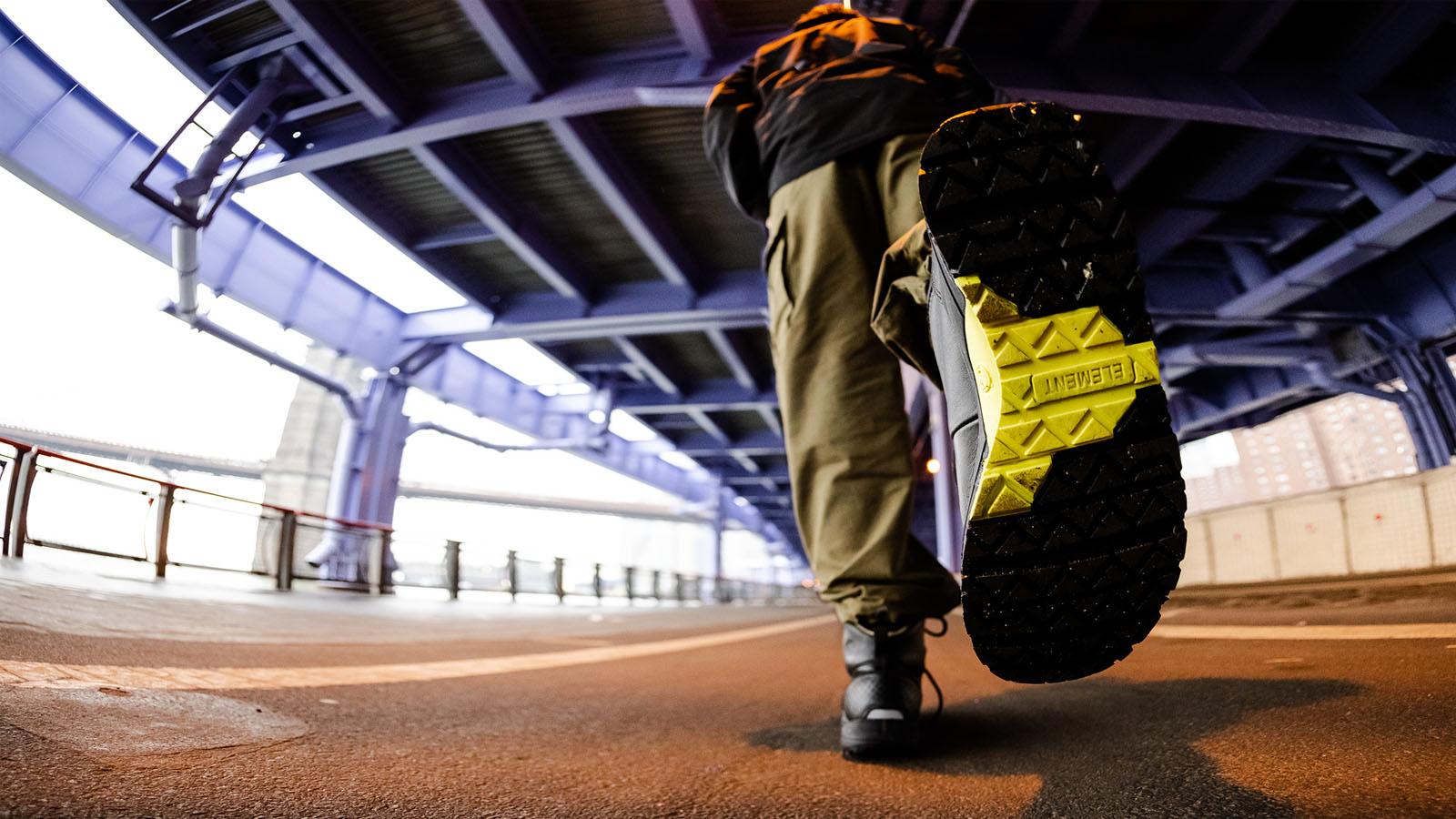 Element FW 2021 Skate Footwear Preview