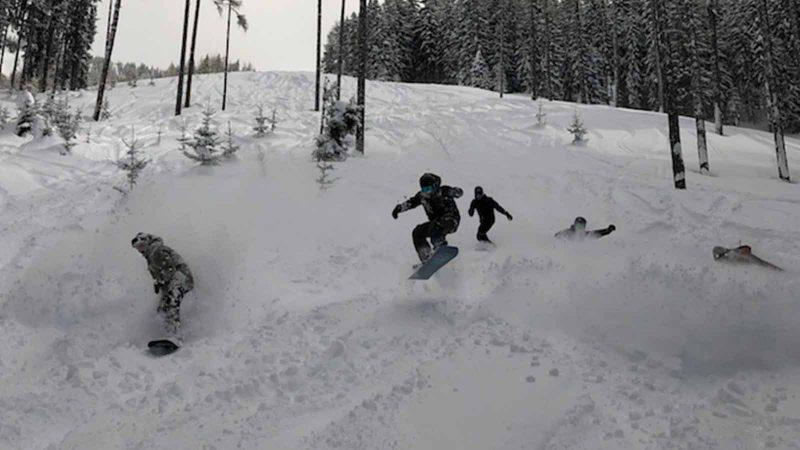 Rome 21/22 Snowboard Bindings Preview