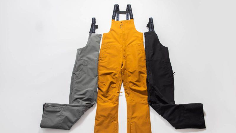 Bonfire 21/22 Men's Outerwear Preview