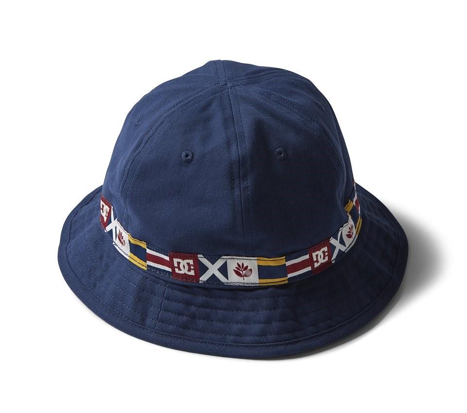 DC x Magenta hat