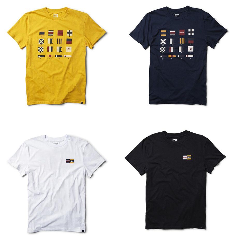 DC x Magenta tshirts