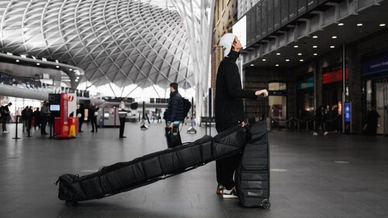 Db surf Luggage