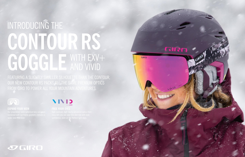 105 giro snow helmets