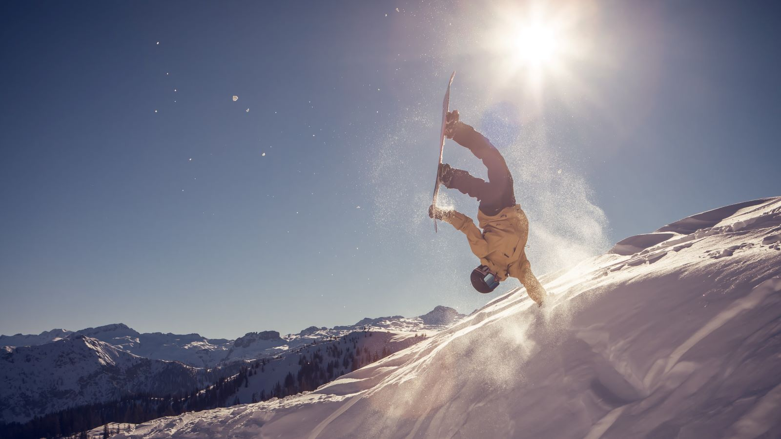 HEAD Snowboards Action Shooting Flachauwinkl