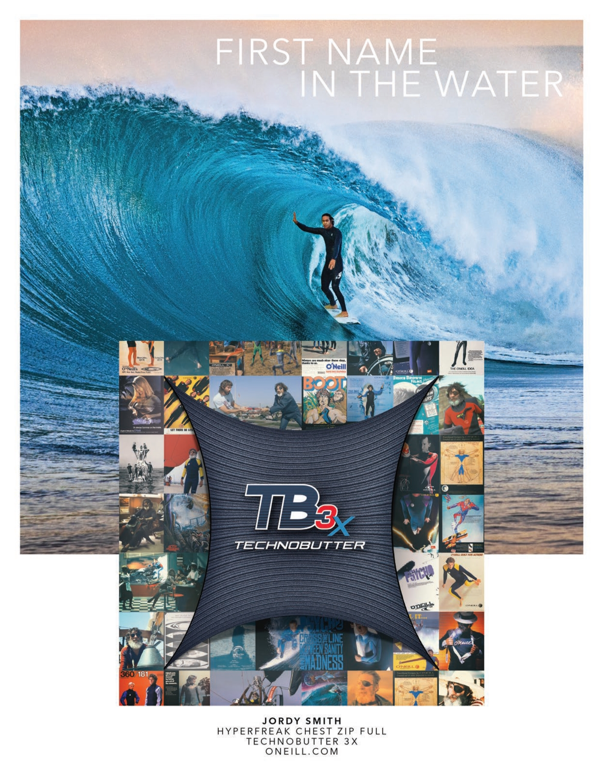 105 ONEILL wetsuits