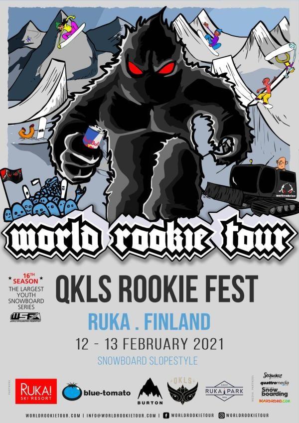 QKLS Rookie fest 2021