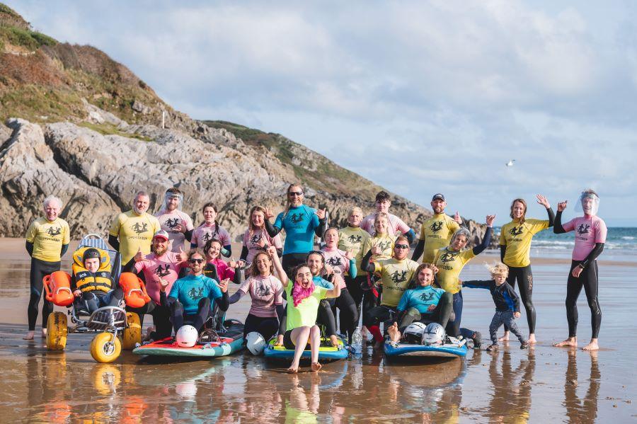 Surfability group