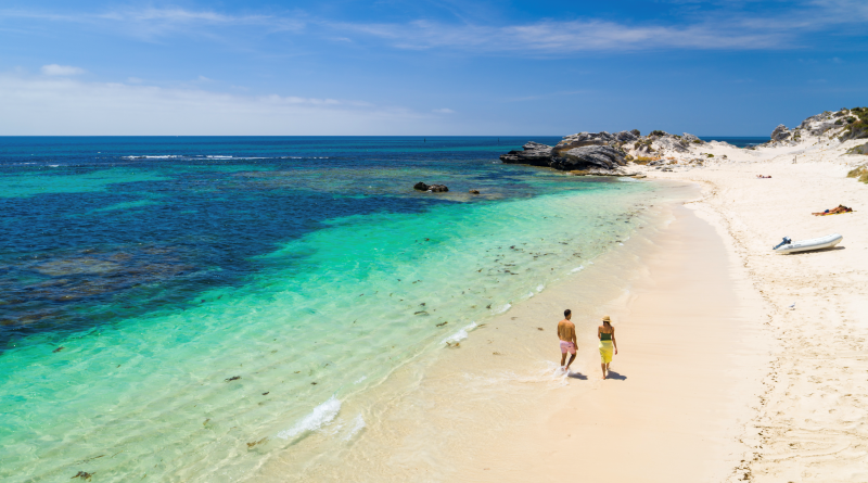 The beautiful Rottnest Island will play host to a CT event for the first time in history. Credit Tourism WA