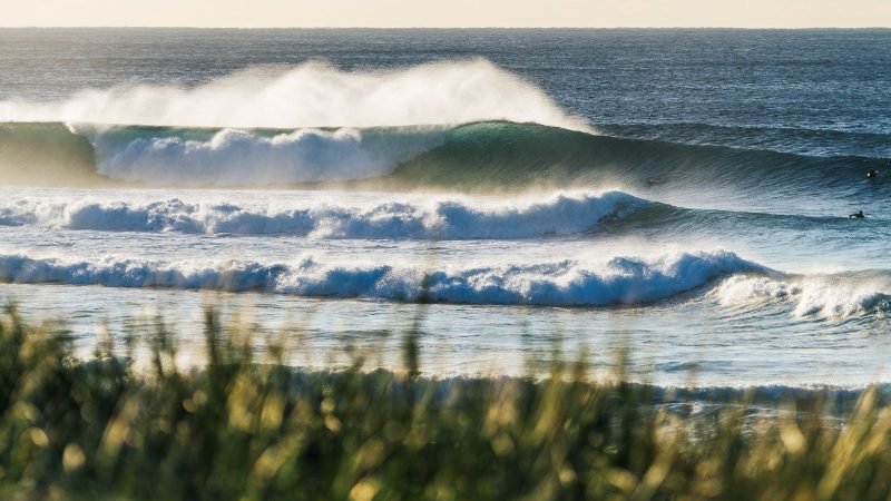 The epic lesft of North Narrabeen will welcome the world's best surfers for the second stop of the upcoming Australian leg of the WSL Championship Tour.