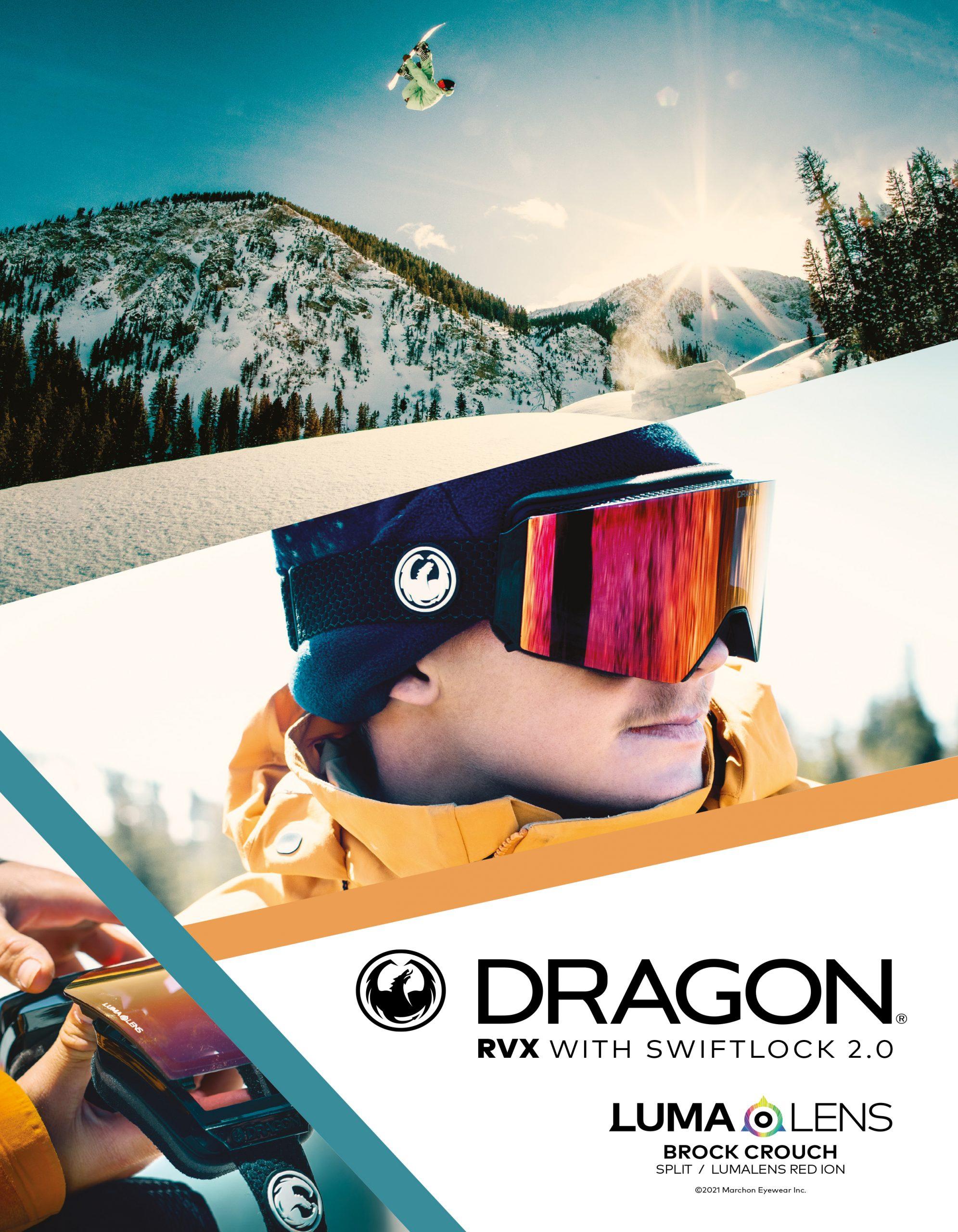 105 dragon goggles