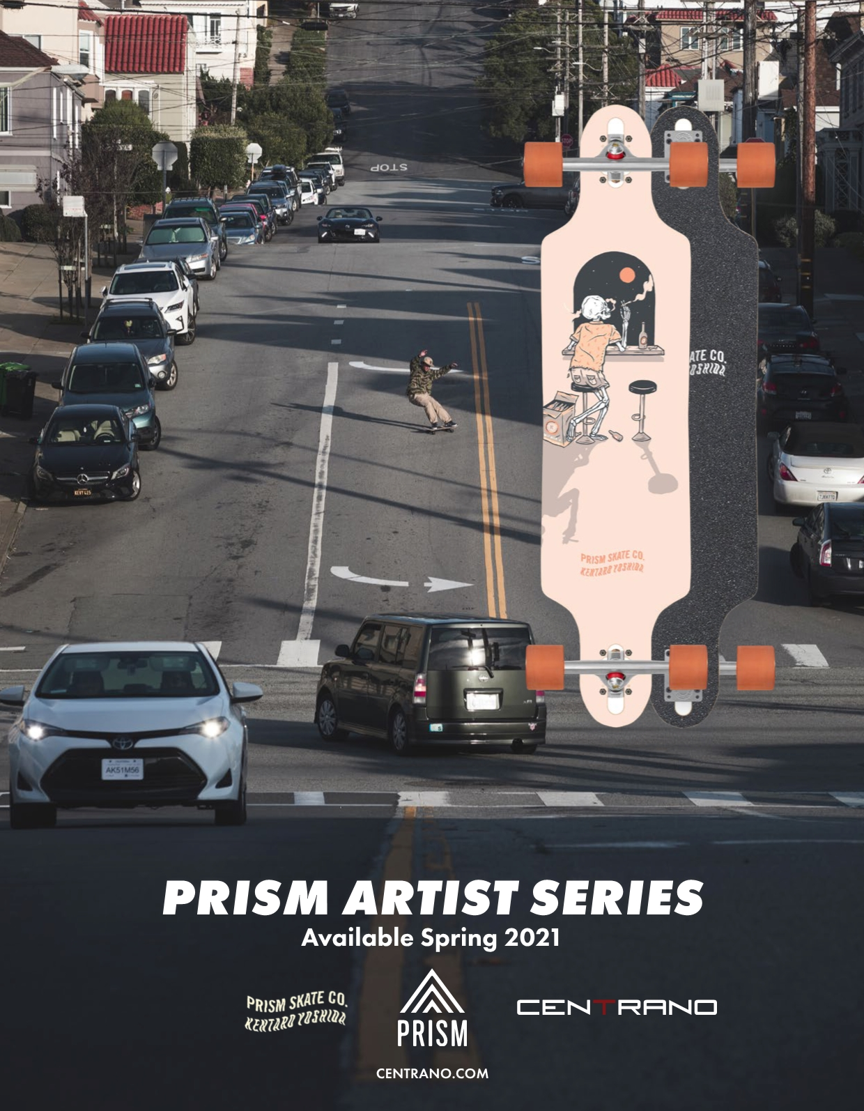 105 prism cruisers