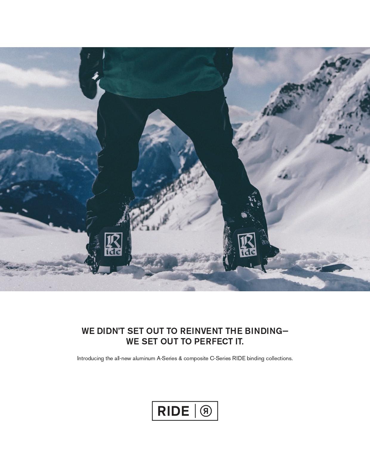 105 ride snowboards