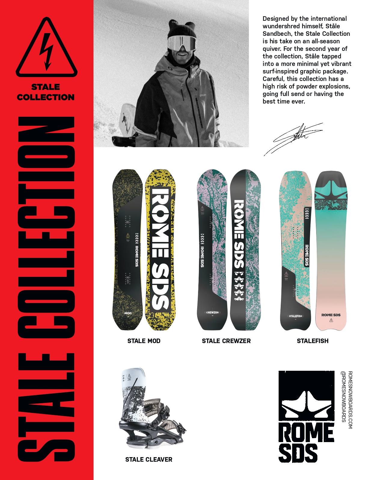 105 rome snowboards