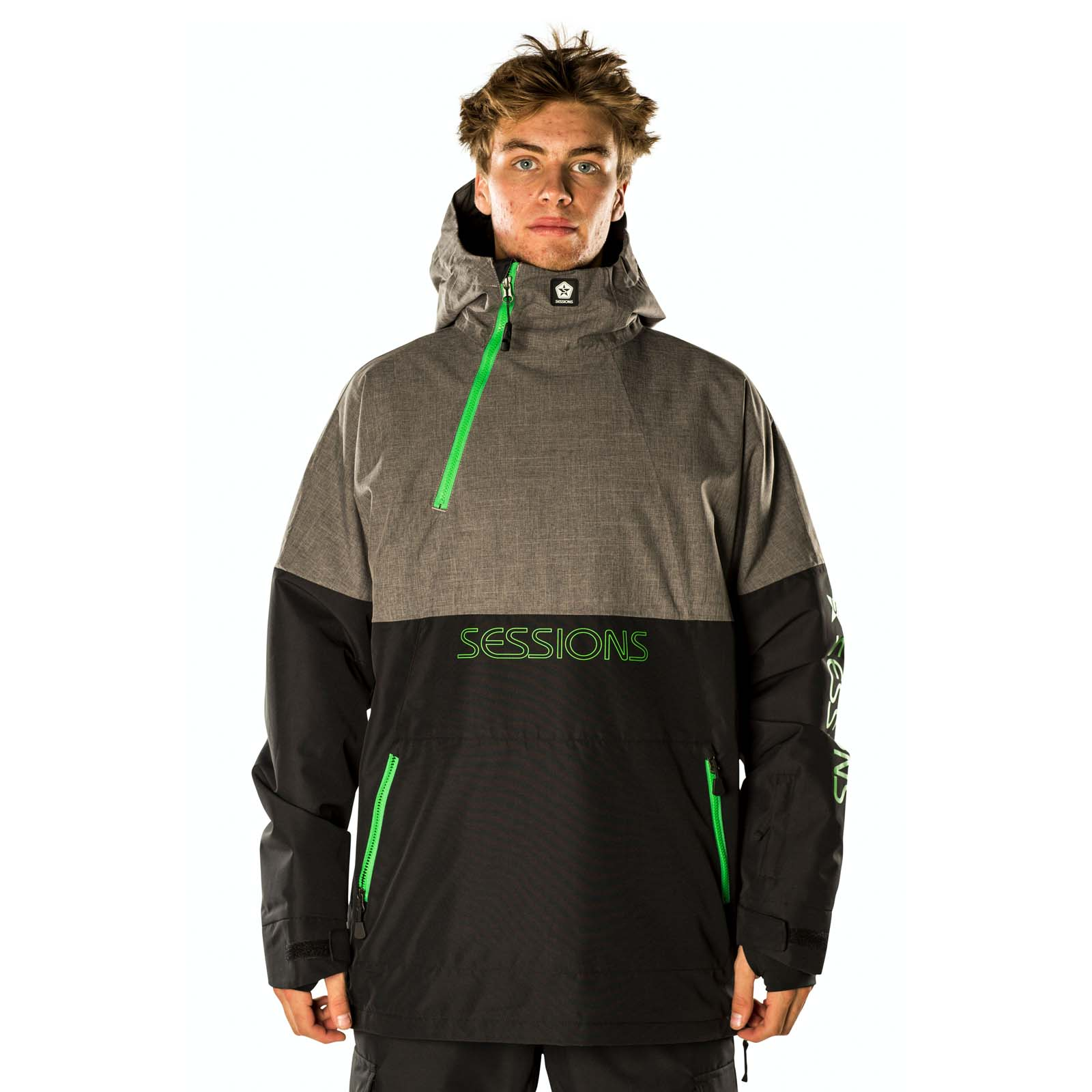 Sessions 21/22 Men's Outerwear
