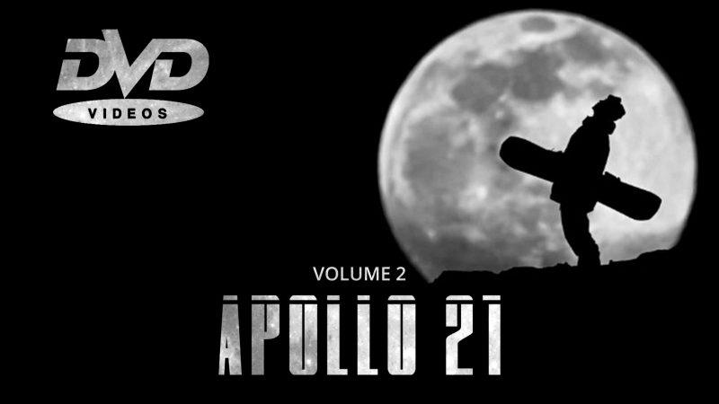 DVD Videos Apollo 21