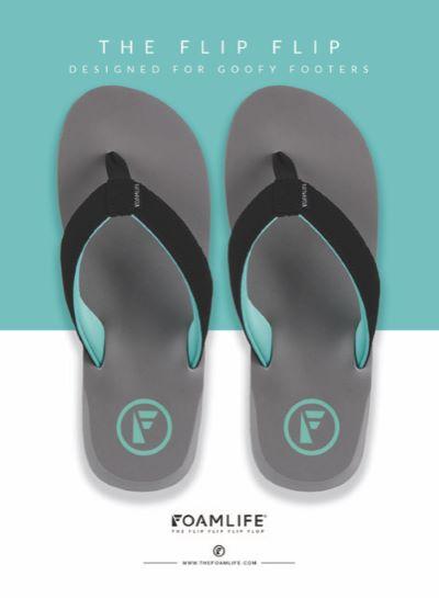 FoamLife Flip Flip ad