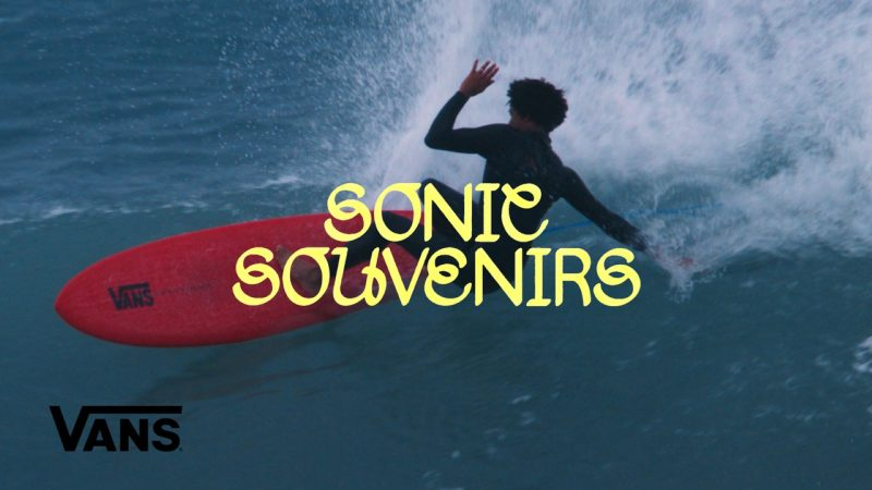 Vans Sonic Souvenirs