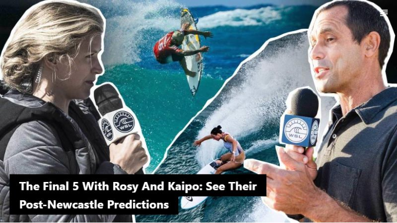 WSL CT final 5 Predictions