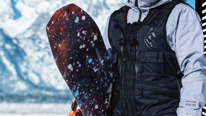 Volcom 21/22 Men's Outerwear Preview