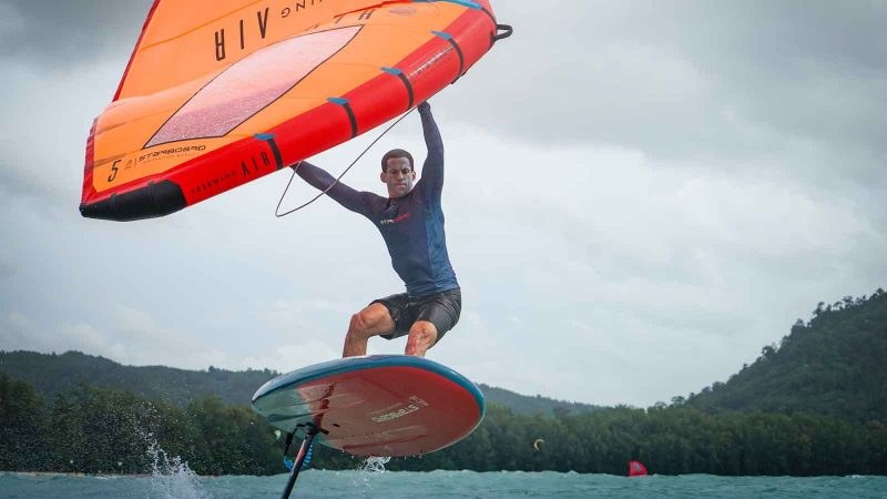 Airush 2021 Wing Foiling Preview