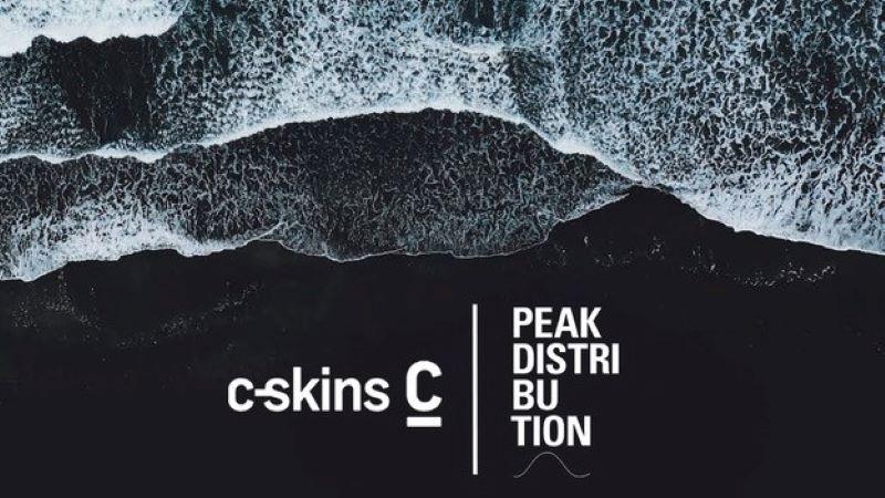 C-Skins - Peak Distribution