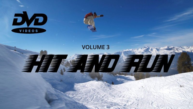 DVD Videos Vol 3 Hit & Run
