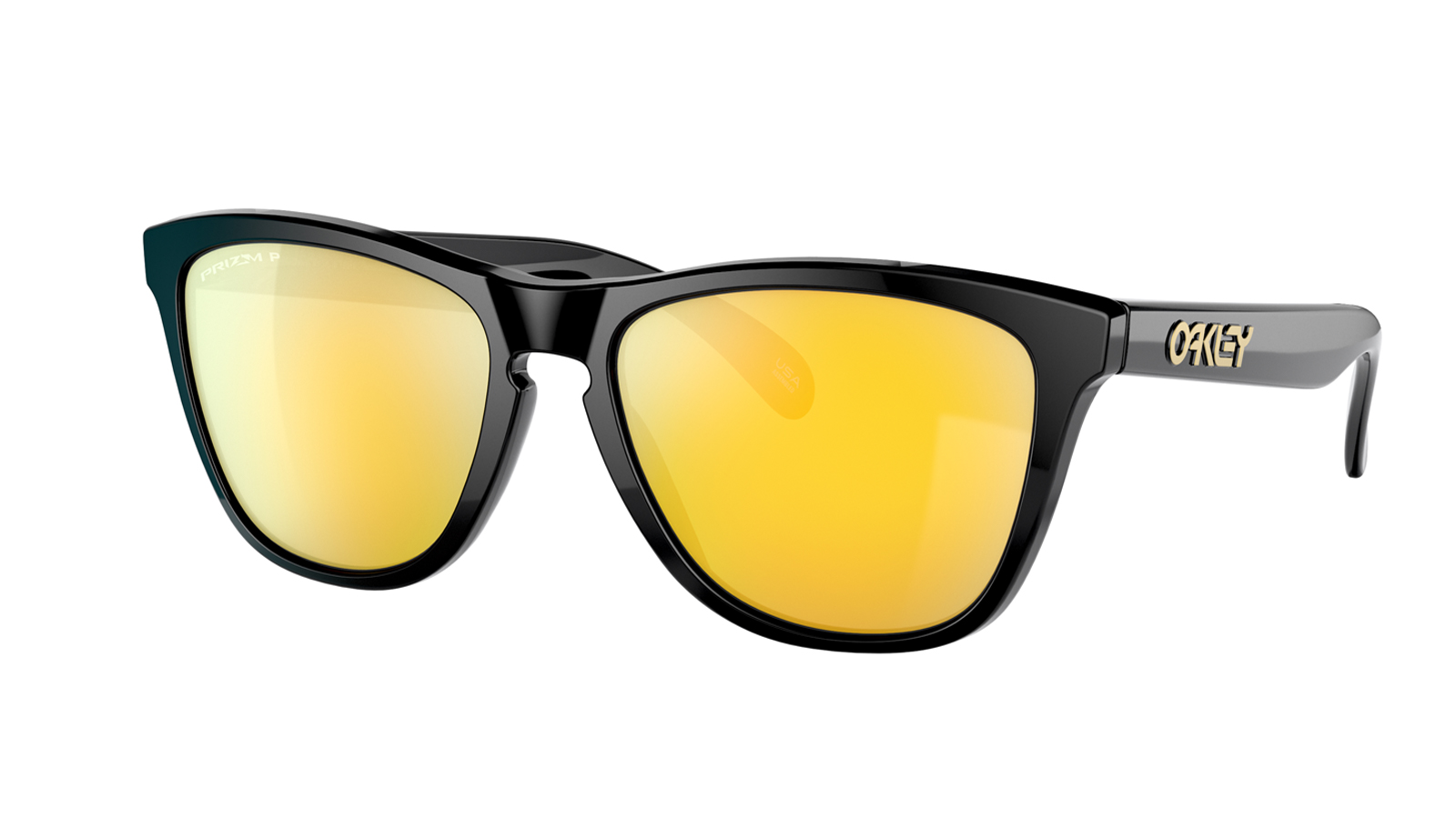 FROGSKINS BLACK AND GOLD