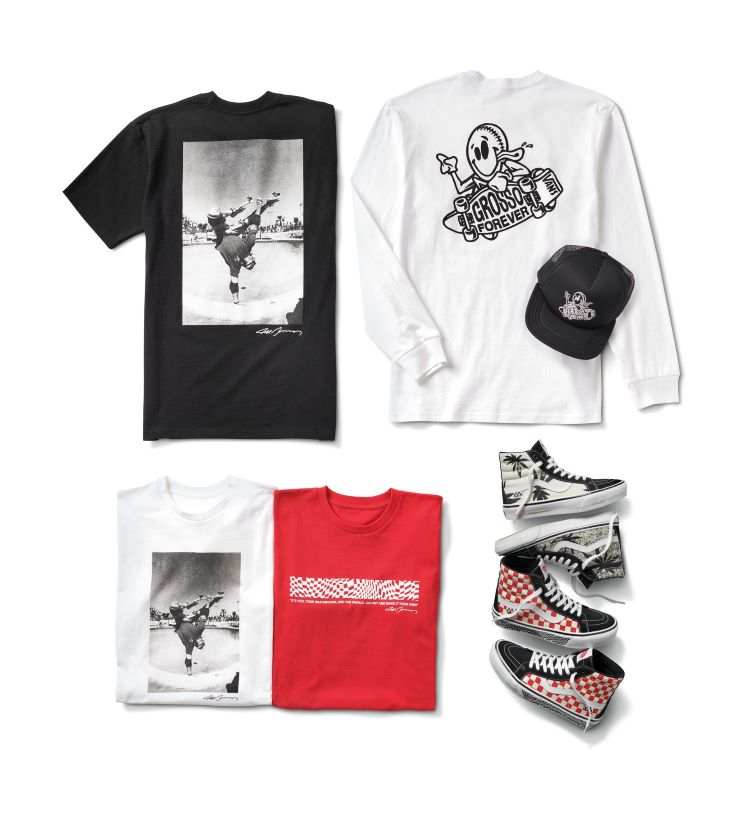 Jeff Grosso x Vans  Forever Collection