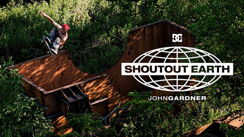 Josh Gardner's Shoutout Earth