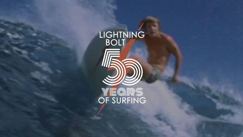 Lightning Bolt 50th anniversary