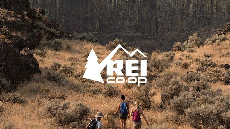 REI co.op logo