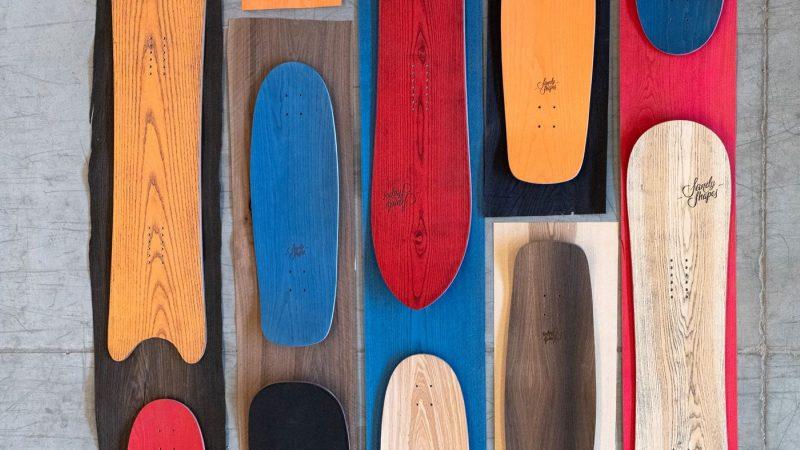 Sandyshapes boards