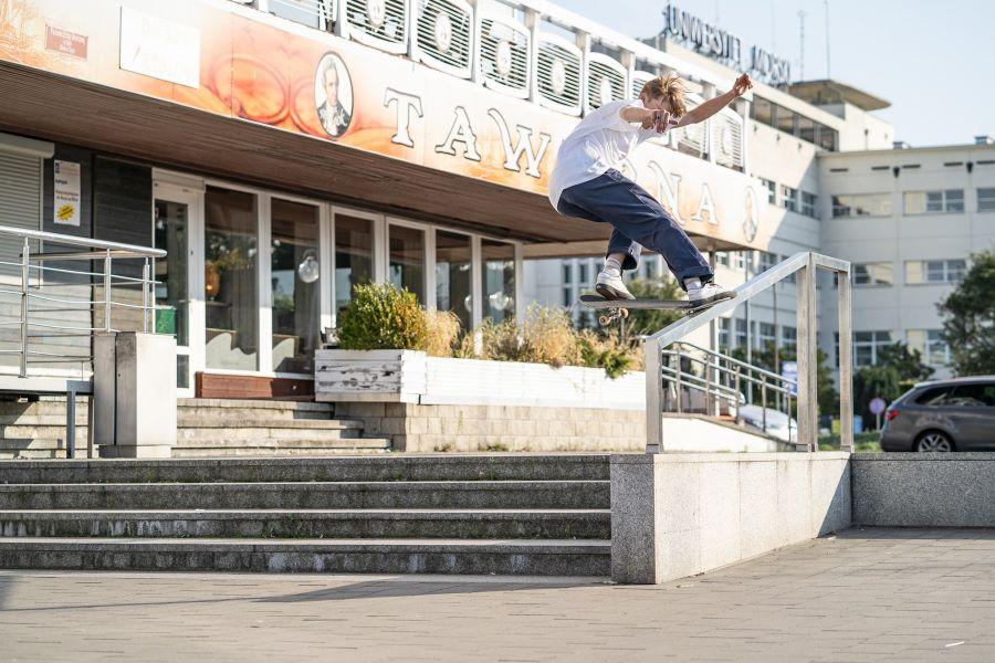 Three City Tour, Vans Poland