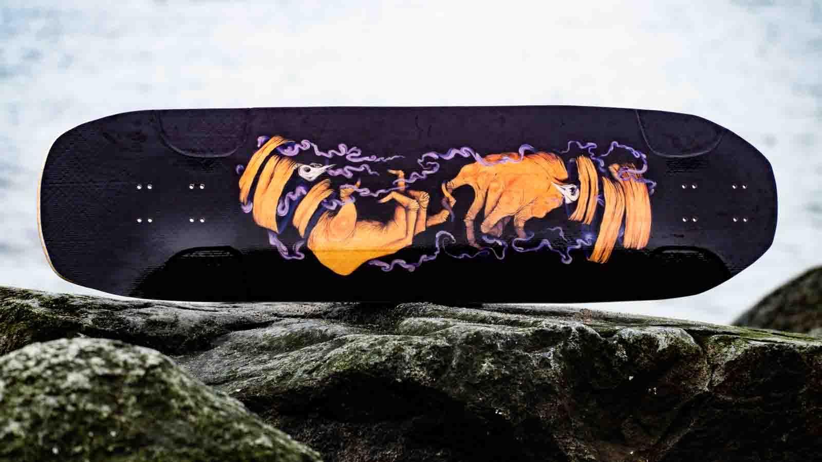 Rayne Longboards 2021 Longboards Preview