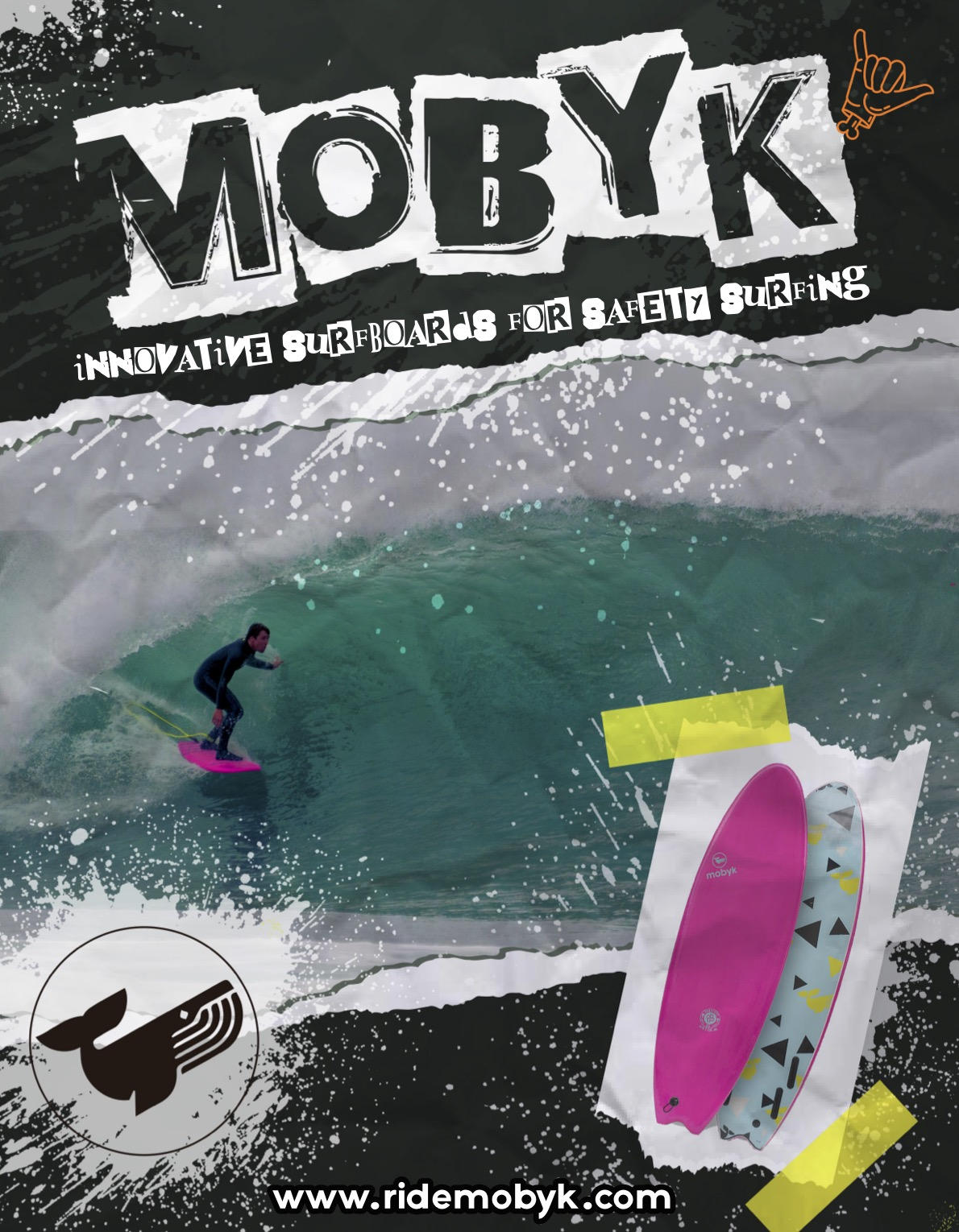106 MOBY SURFBOARDS