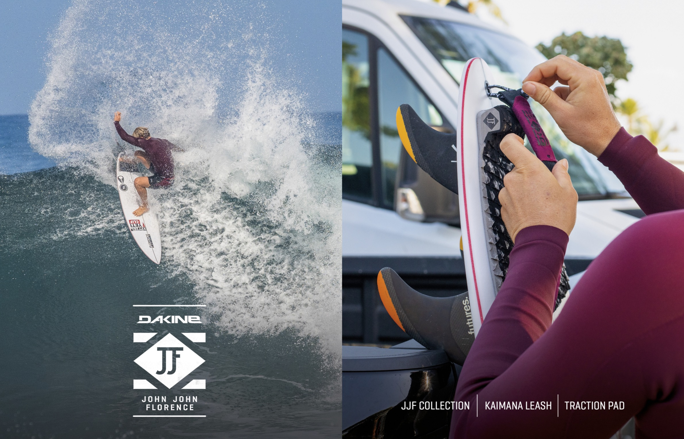 106 DAKINE surfboards
