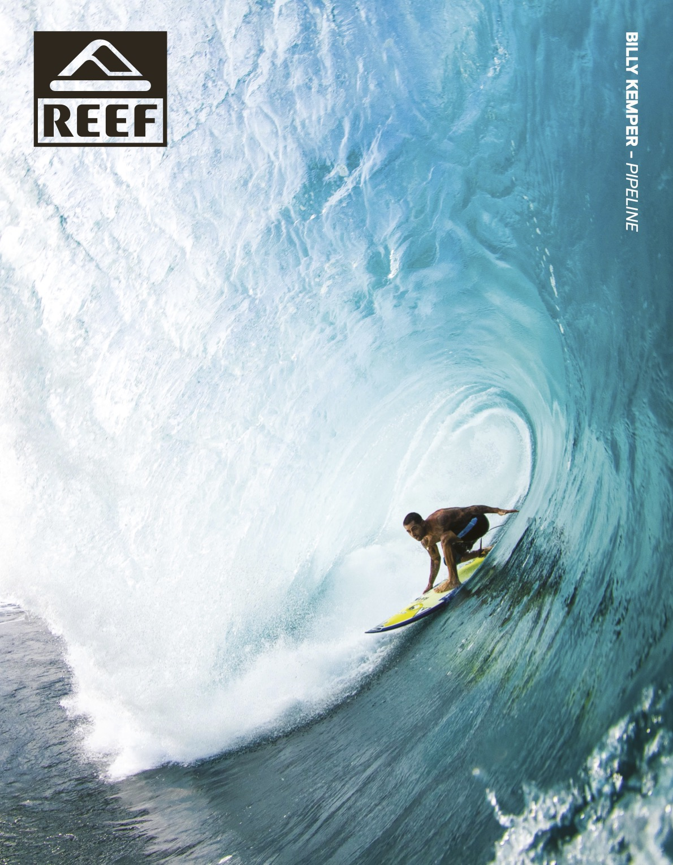 106 REEF HANGING SHOE