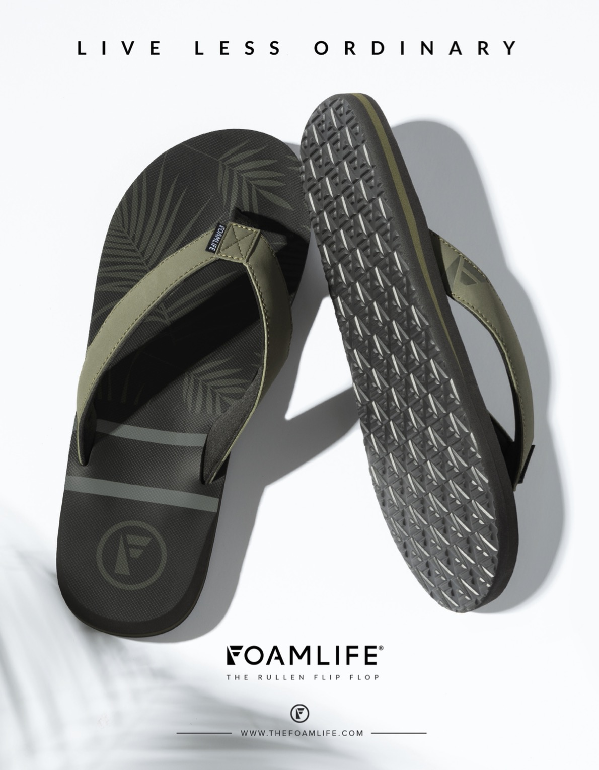 106 THE FOAM LIFE HANGING SHOES