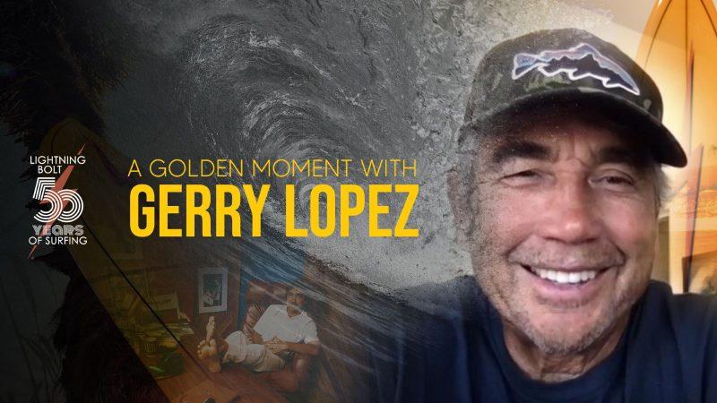 Lightning Bolt x Gerry Lopez